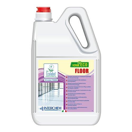 Verde Eco Floor Detergente Manutentore Pavimenti Ecolabel