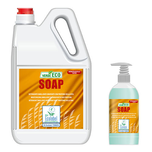 VERDE ECO SOAP