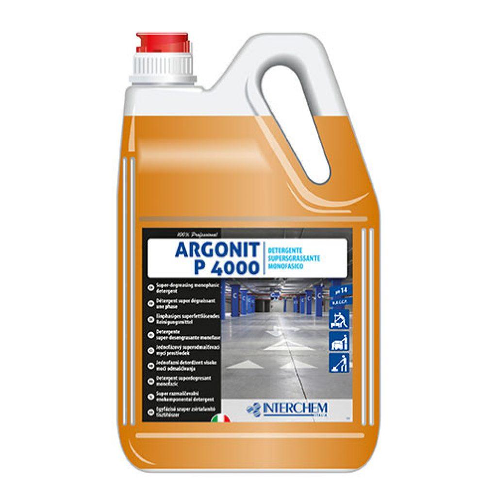 argonit-p-4000-detergente supersgrassante monofasico per superfici