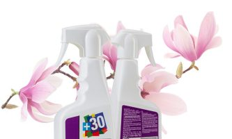 detergenti professionali con profumazione unica