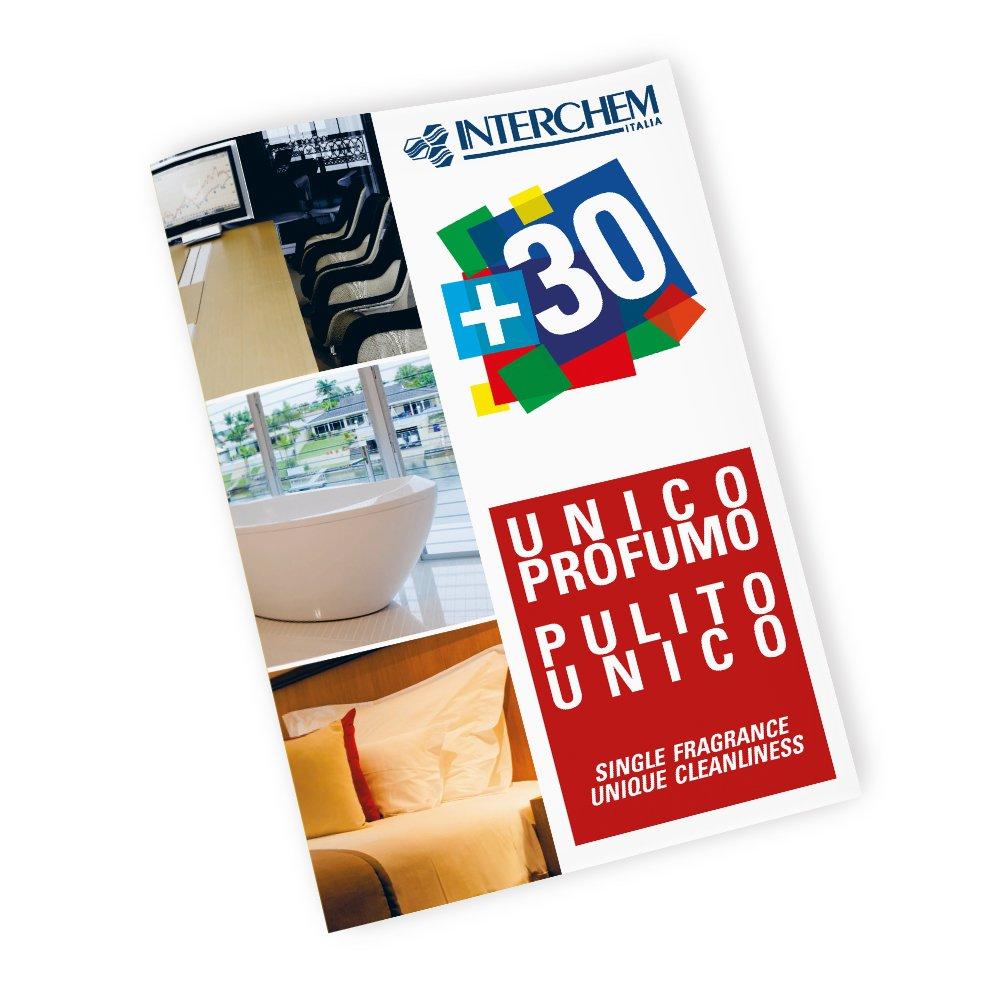 foto catalogo linea detergenti professionali + 30