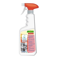 Verde eco bagno detergente anticalcare