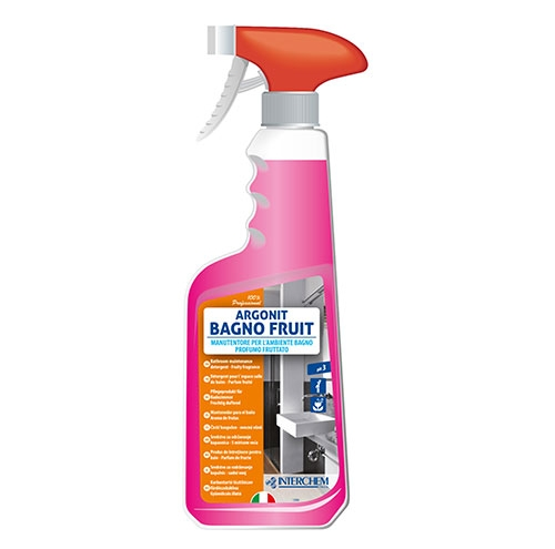 Argonit bagno fruit manutentore per l 39 ambiente bagno - Profumo per bagno ...
