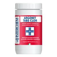 argonit tabsclor disinfettante in compresse