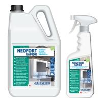 detergente alcalino per forni e griglie