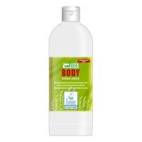 Verde eco body bagnoschiuma ecologico ecolabel