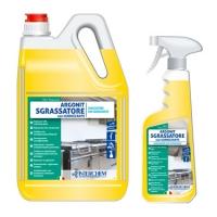 argonit detergente sgrassatore con igienizzante